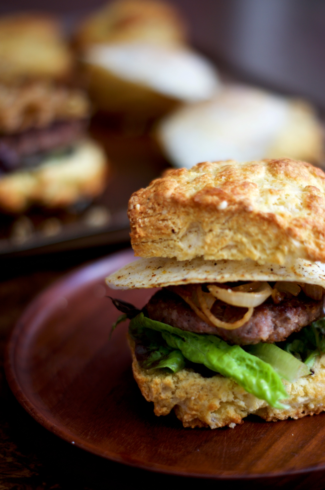 Accidental Breakfast Sandwiches | via Midwest Nice Blog
