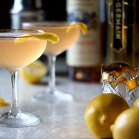 The Lillet Rosé Martini (& a birthday)