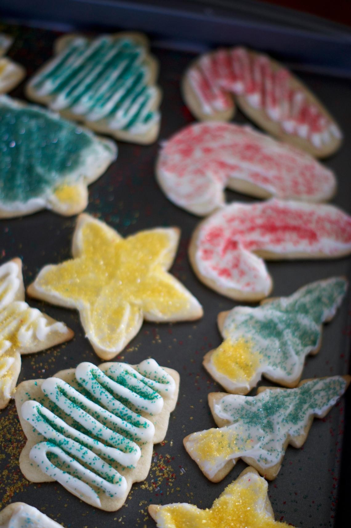 Classic Cutout Cookies