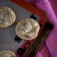 Cranberry, White Chocolate, & Orange Drop Cookies