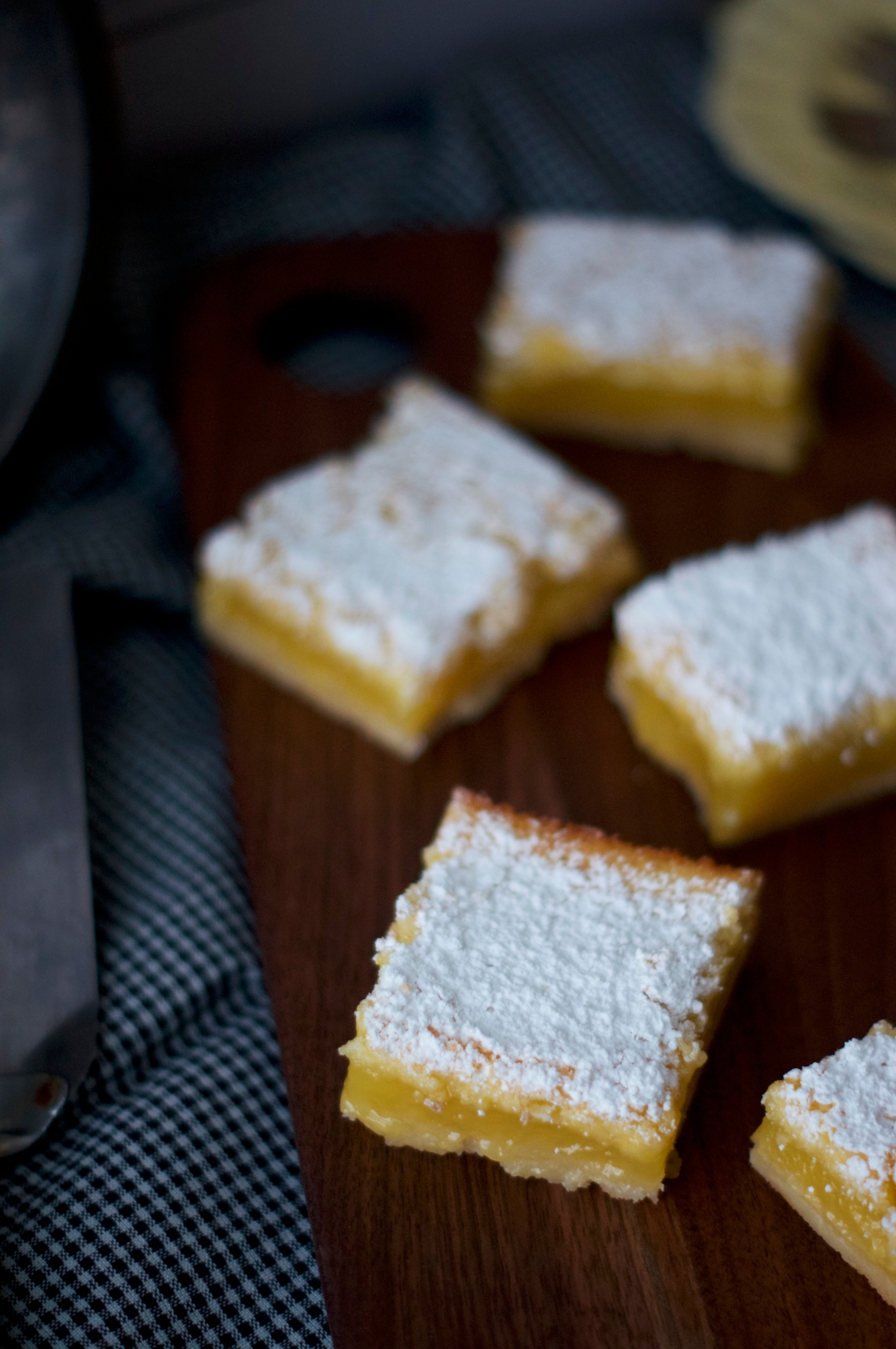 Lemon Lime Bars