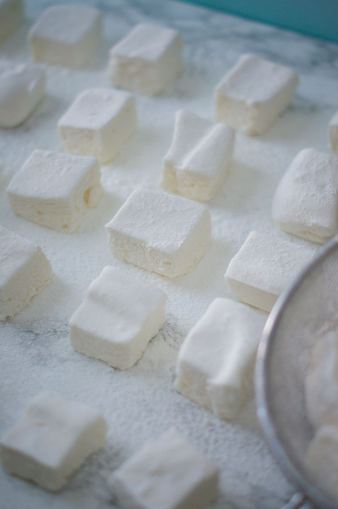 Bourbon Vanilla Marshmallows