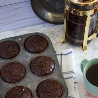 Double Chocolate Muffins (& debates)
