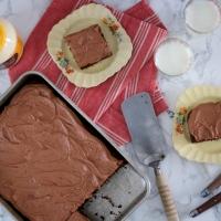 Marion's Mayo Cake (& reasoning)