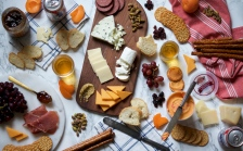 DIY Meat & Cheese Board