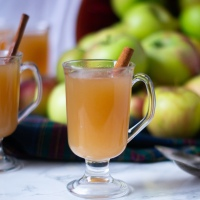 Homemade Apple Cider (& a change of plans)